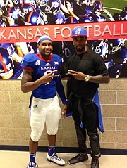 Brother move to utah shaped ku safety smithson for Kansas fish and game