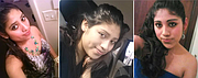 Photos of Justina Altamirano Mosso, 19, provided by the Lawrence Police Department.