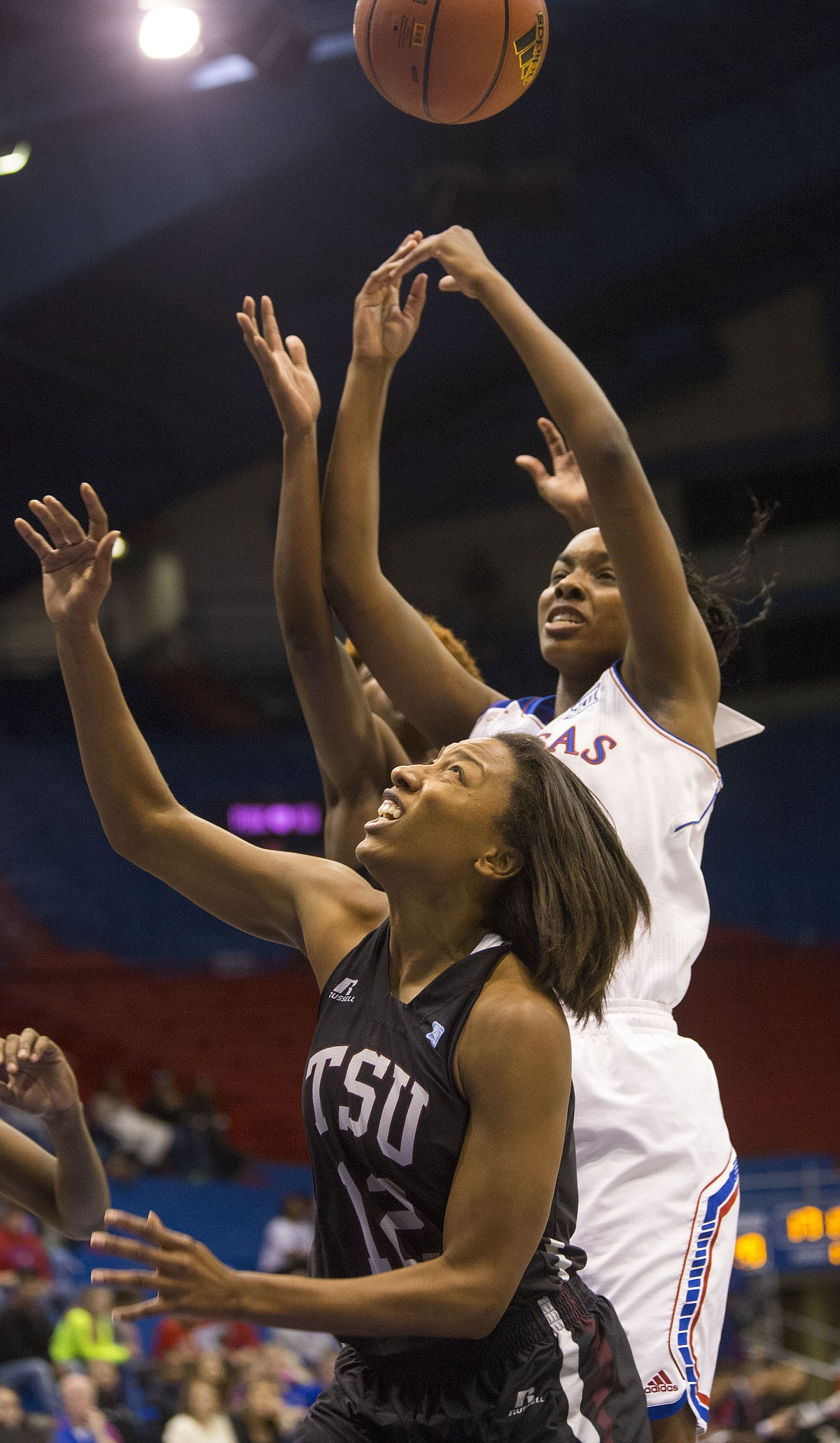 Kansas womens basketball vs. Texas Southern | KUsports.com