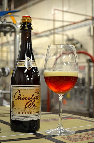 Boulevard Brewing Co.'s popular Chocolate Ale will return to restaurants, bars and retailers in early February.