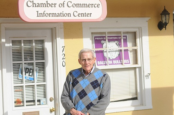 Hank Booth, longtime Lawrence radio personality and former Lawrence Chamber of commerce vice president, recently was named the first-ever executive director of the Baldwin City Chamber of Commerce.