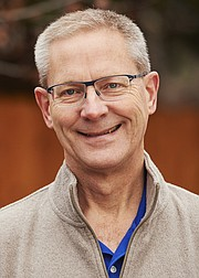 Lawrence City Commissioner Stuart Boley