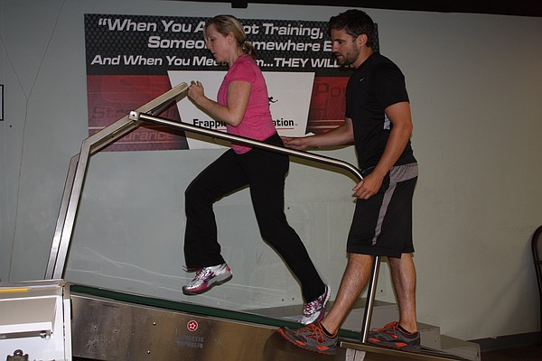 Free Runner's Clinic Saturday 2/28 from 9-noon at TherapyWorks 1311 Wakarusa Drive includes video gait analysis, free chair massages, information and refreshments!