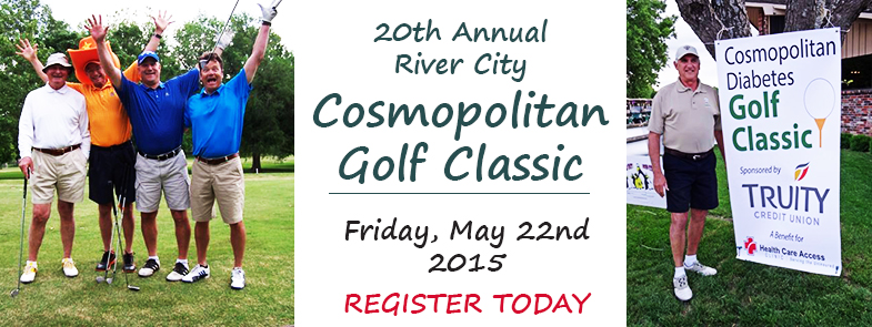 The Cosmo Golf Classic in Lawrence, Kansas at Alvamar Golf Course.