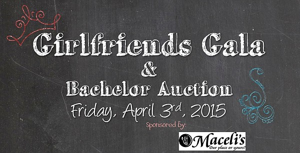 2015 Girlfriends Gala