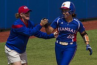 Megan Smith leaves KU, named Marshall softball coach