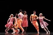 Paul Taylor Dance Company, 7:30 p.m. Sept. 29
