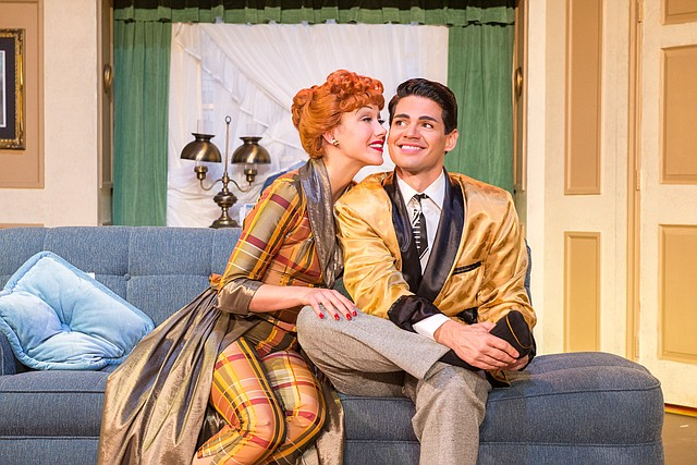 Photo 39 I Love Lucy 39 Live On Stage 7 30 P M Jan