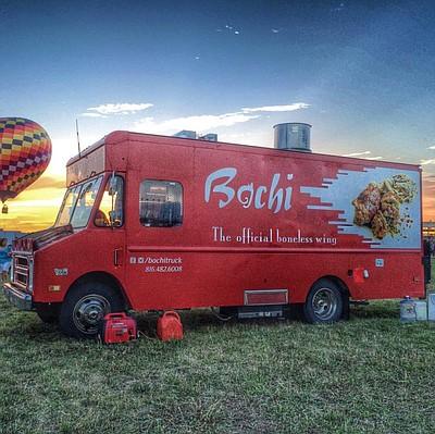 Bochi, based in Kansas City, specializes in Southeast Asian stuffed chicken wings.