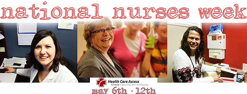 National Nurses Week is May 6th - 12th