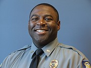 Sgt. Myrone Grady, Lawrence Police Department