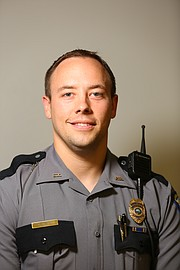 School Resource Officer Mike Cobb, Lawrence Police Department