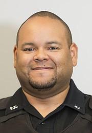 Officer Damon Tucker, Kansas University Public Safety Office