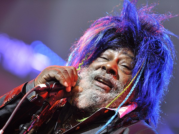 George Clinton and P-Funk will perform a free outdoor concert as part of this year's Free State Festival on June 24 outside the Lawrence Arts Center.