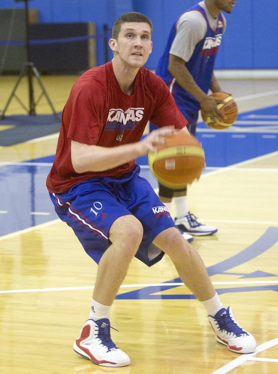 KU basketball camp (June 9) | KUsports.com