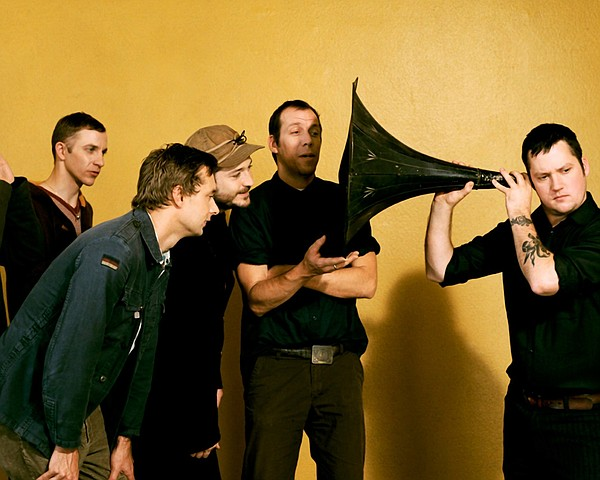 Modest Mouse will be playing a show Sept. 1 at Liberty Hall.