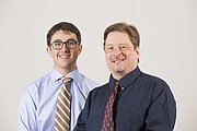 Double Take columnists Gabe Magee and Dr. Wes Crenshaw