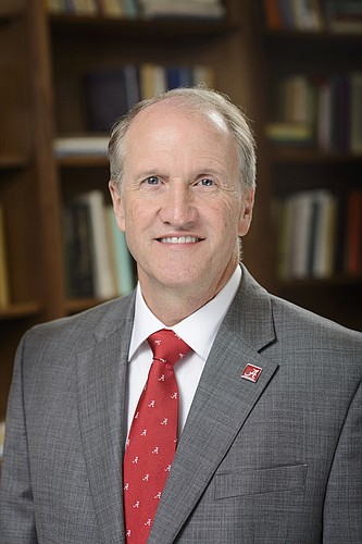Stuart Bell (photo courtesy of University of Alabama)