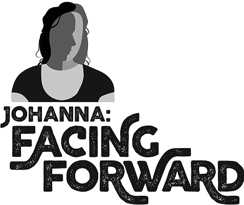 "Promotional image for ""Johanna: Facing Forward"""