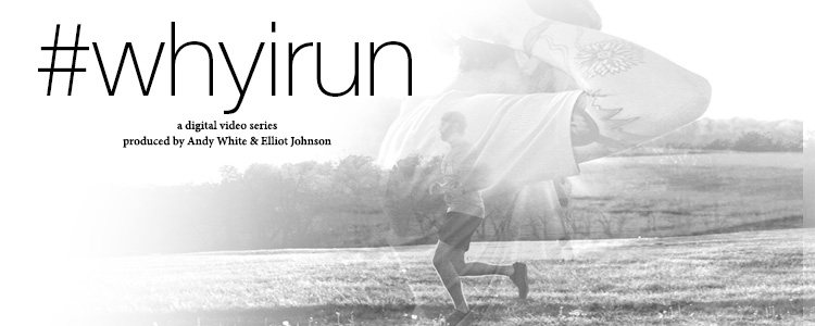 #whyirun - Chris' Story