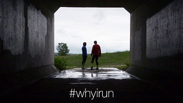 #whyirun - Penny & Sienna's Story