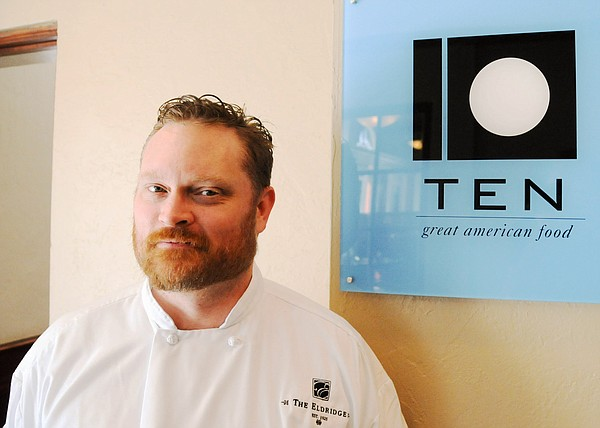 Drue Kennedy is the new executive chef at The Eldridge