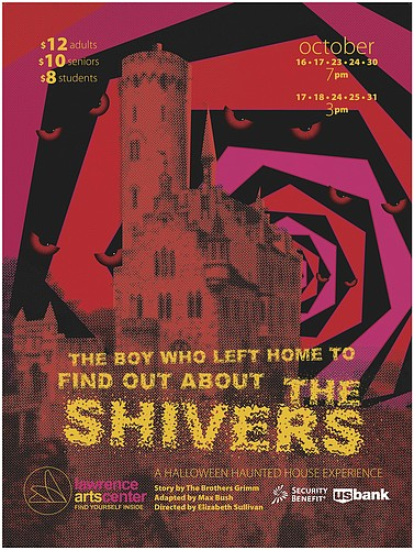 """The Boy Who Left Home to Find Out About the Shivers"""