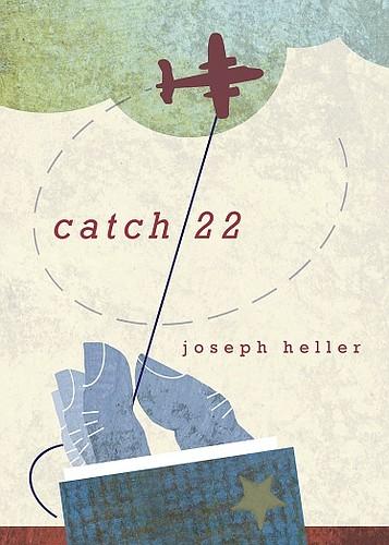 """Artist: Barry Fitzgerald Book: """"Catch-22"""" by Joseph Heller"""