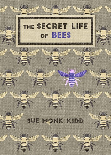 """Artist: Emmi Murao Book: """"The Secret Life of Bees"""" by Sue Monk Kidd"""