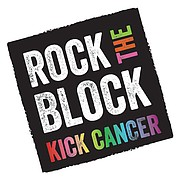 Rock the Block is from 6 to 10 p.m. Friday, Oct. 2, between Jack Ellena Honda and Briggs Auto along West 29th Street Terrace in south Lawrence.
