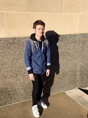 Style Scout: Logan Gossett