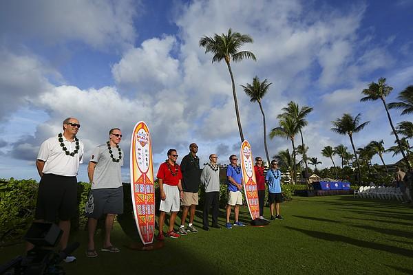 Aloha Jayhawks headed back to Maui Invitation in 2019 Tale of the