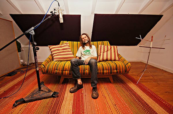 Mike West started the 9th Ward Pickin' Parlor recording studio in 2005, when he moved it to Lawrence from New Orleans