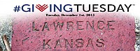 Giving Tuesday in Lawrence, KS