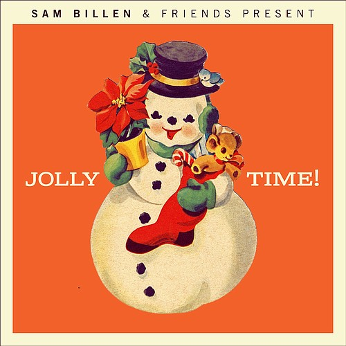 For the last 10 years, musician Sam Billen has rounded up musicians to help him release a compilation of holiday music.