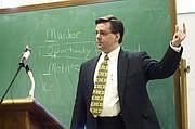 Jefferson County Attorney Jim Vanderbilt in 2000