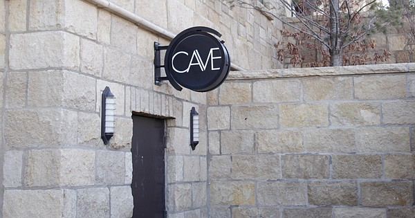 The exterior Indiana Street entrance to the Cave nightclub is shown in this photo from 2014.