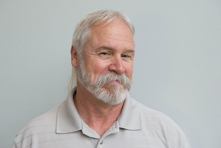 Charlie Kuszmaul, WRAP coordinator.