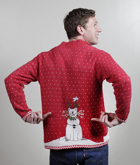 KU attempts holiday sweater world record / LJWorld.com