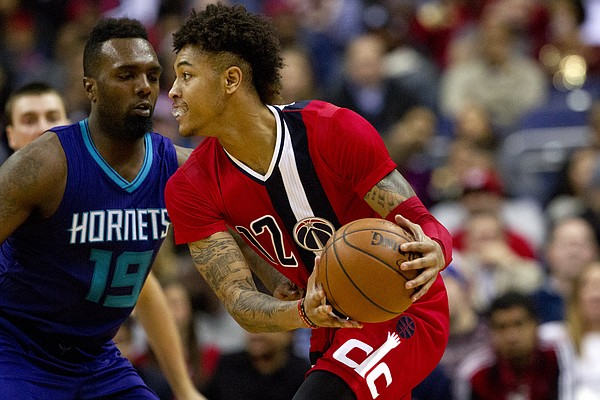 Kelly Oubre tags  Hawks in the NBA  c51cf30d0