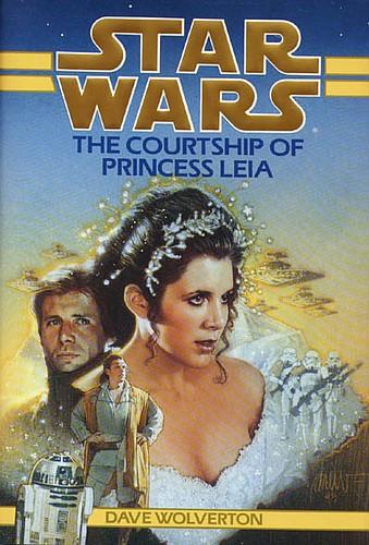 """Star Wars """"Courtship"""""""