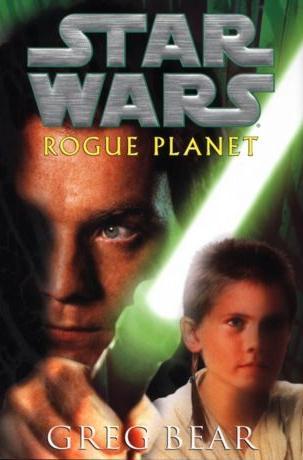 "Star Wars ""Rogue Planet"""