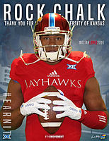 New KU linebacker Maciah Long.