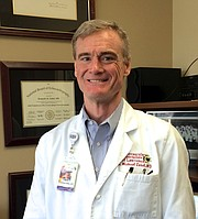 Dr. Michael Zabel, medical director of Cardiovascular Specialists of Lawrence, an affiliate of Lawrence Memorial Hospital