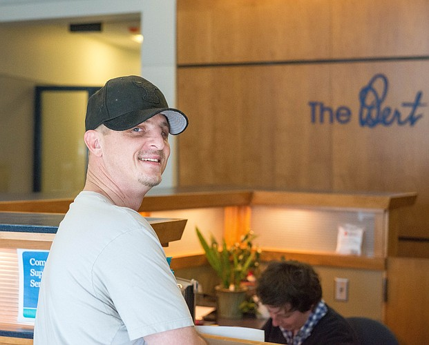 Ken Brouhard has benefited from the reentry program.