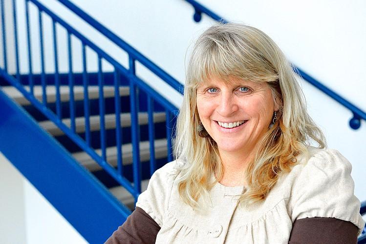 Sharon Zehr, Bert Nash jail and homeless outreach team leader.