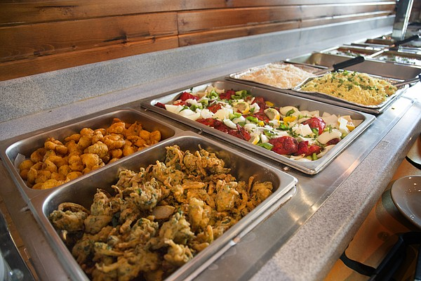 Bayleaf Indian Restaurant and Bar, 947 New Hampshire St., serves up traditional Indian food. The newly opened eatery offers a buffet at lunch, but also makes dishes to order during dinner hours.
