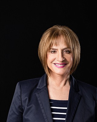 "Broadway legend Patti LuPone will perform her new show ""Don't Monkey with Broadway"" at 7:30 p.m. Thursday at the Lied Center, 1600 Stewart Drive."