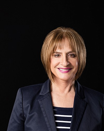 """Broadway legend Patti LuPone will perform her new show """"Don't Monkey with Broadway"""" at 7:30 p.m. Thursday at the Lied Center, 1600 Stewart Drive."""