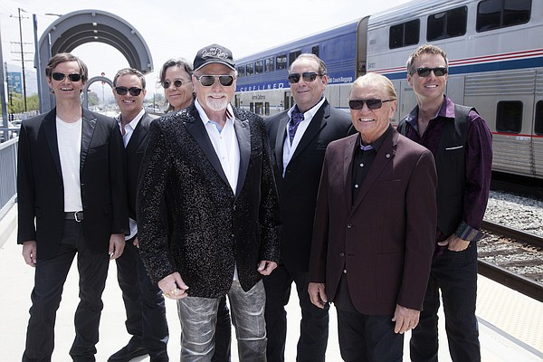 The Beach Boys will perform at 7:30 p.m. Dec. 5 at the Lied Center.